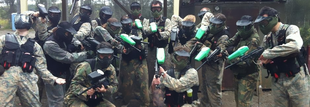 Quelles billes paintball